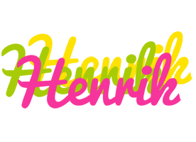 Henrik sweets logo