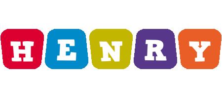 Henry daycare logo