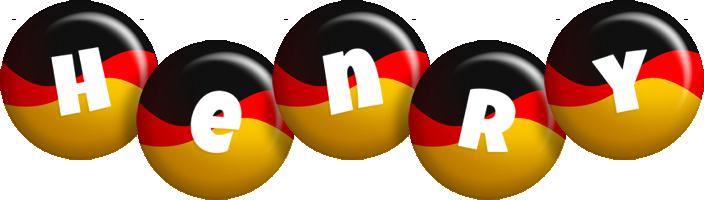 Henry german logo