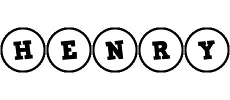 Henry handy logo