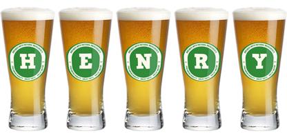 Henry lager logo