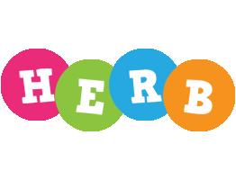 Herb friends logo