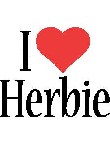 Herbie i-love logo