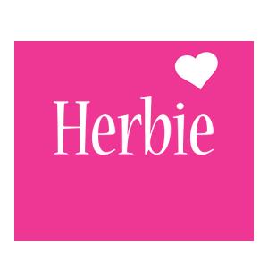 Herbie love-heart logo