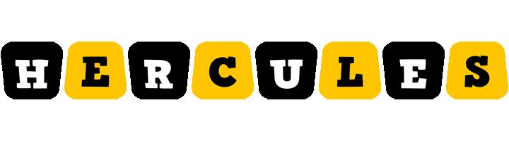 Hercules boots logo