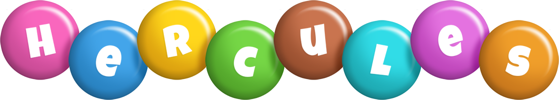 Hercules candy logo