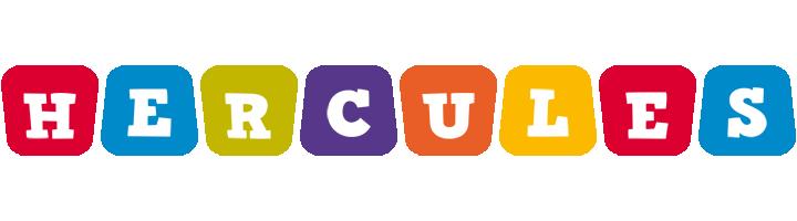 Hercules daycare logo