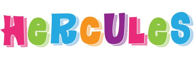 Hercules friday logo