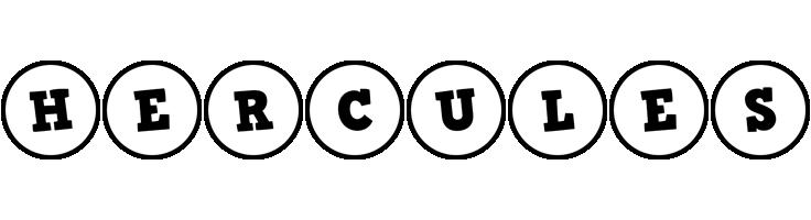 Hercules handy logo