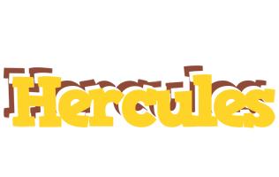 Hercules hotcup logo