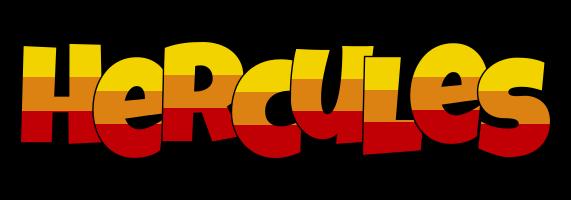 Hercules jungle logo