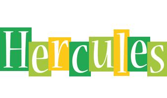 Hercules lemonade logo