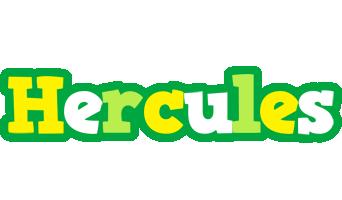 Hercules soccer logo