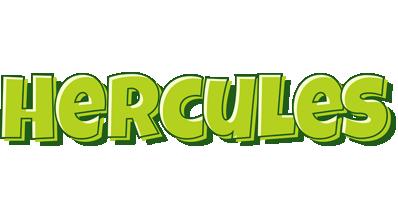 Hercules summer logo