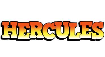 Hercules sunset logo