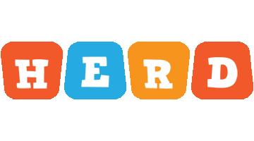 Herd comics logo