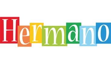Hermano colors logo