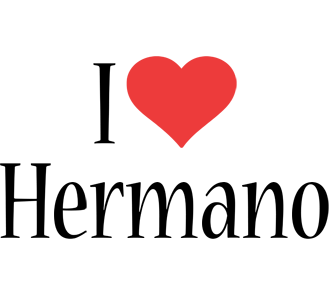 Hermano i-love logo