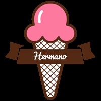 Hermano premium logo
