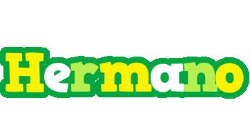 Hermano soccer logo
