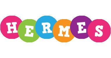 Hermes friends logo