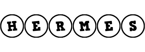 Hermes handy logo