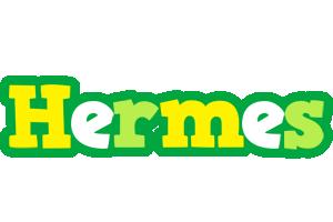Hermes soccer logo