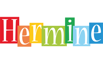 Hermine colors logo