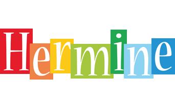 Hermine colors logo