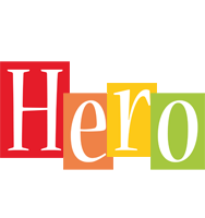 Hero colors logo