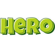 Hero summer logo