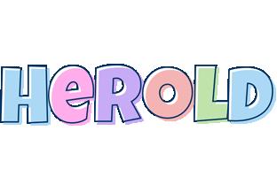 Herold pastel logo