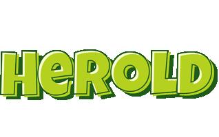 Herold summer logo