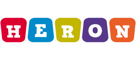 Heron kiddo logo