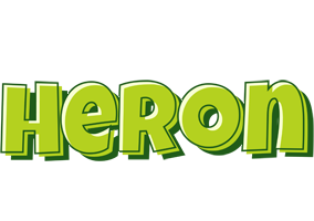 Heron summer logo