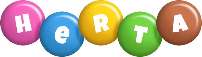 Herta candy logo