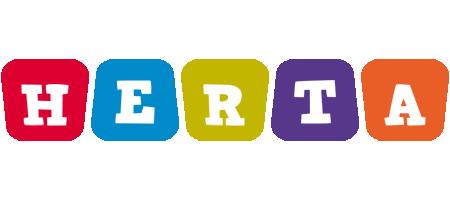 Herta daycare logo