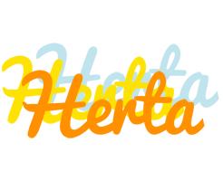 Herta energy logo