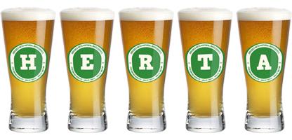 Herta lager logo