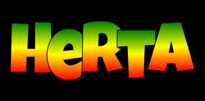 Herta mango logo