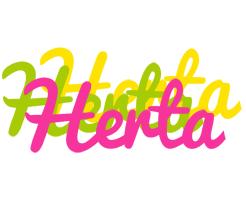 Herta sweets logo