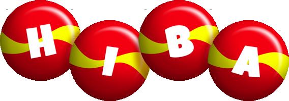 Hiba spain logo
