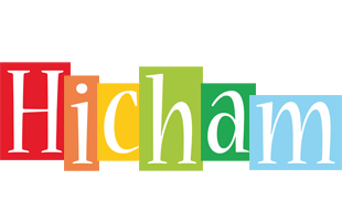 Hicham colors logo