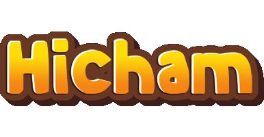 Hicham cookies logo