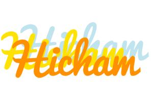 Hicham energy logo