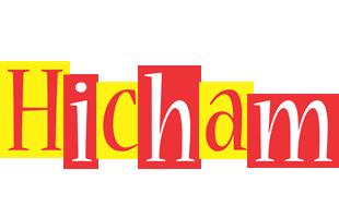 Hicham errors logo