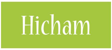 Hicham family logo