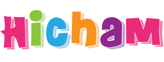 Hicham friday logo