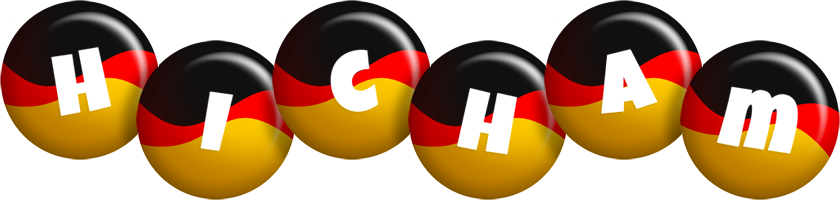 Hicham german logo