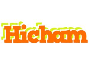 Hicham healthy logo